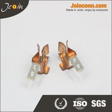 copper shock absorber stamping part