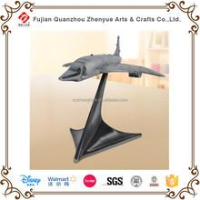 Beautiful Resin plane model scultpure