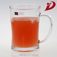 Durable/comfortable tea glass cup