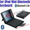 Super New Released Foldable wireless Bluetooth Keyboard For iPad Mini