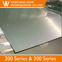 Gb 200 201 202 fingerprint proof food product specification formed stainless steel sheet size