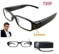 720P HD Glasses Camera mini DV DVR Sunglasses Eyewear Recorder 1280*720 Hidden Digital Video Cam Camcorder