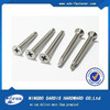 china wholesale and manufacture screw SCREWS SCREWS FLAT HEAD SOCKET CAP SCR
