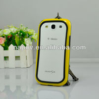 2014 Wholesale Alibaba Dual edge Combo Cases for Samsung Galaxy s3 I9300 tpu pc Mobile Phone