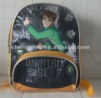 2014 fashion cartoon plush animal backpack