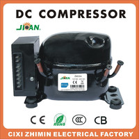 ZM35DC refrigerant R134a 12V 24V dc compressor for home car refrigerator freezer fridge for sale