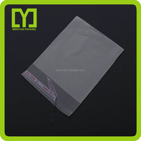 2015 high quality manufacturer opp clear plastic card sleeves