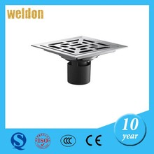 WELDON perforated sheets square hole drain