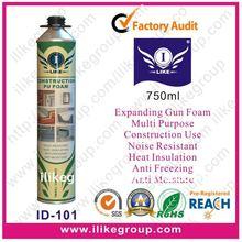 Expanding Polyurethane Foam Sealant