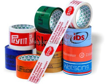 Custom Logo Printed Packing Tape Brand Printed Adhesive Tape(ISO, SGS approved)