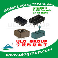 Design Hot Selling 2.54mm Pitch Round Pin Ic Socket Manufacturer & Supplier - ULO Group