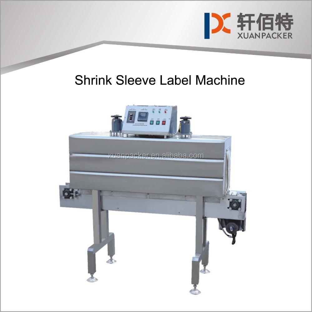 sleeve machine