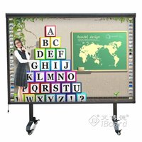 """iBoard 102"""" touch screen electronic smart balance board interactive whiteboard for sale"""
