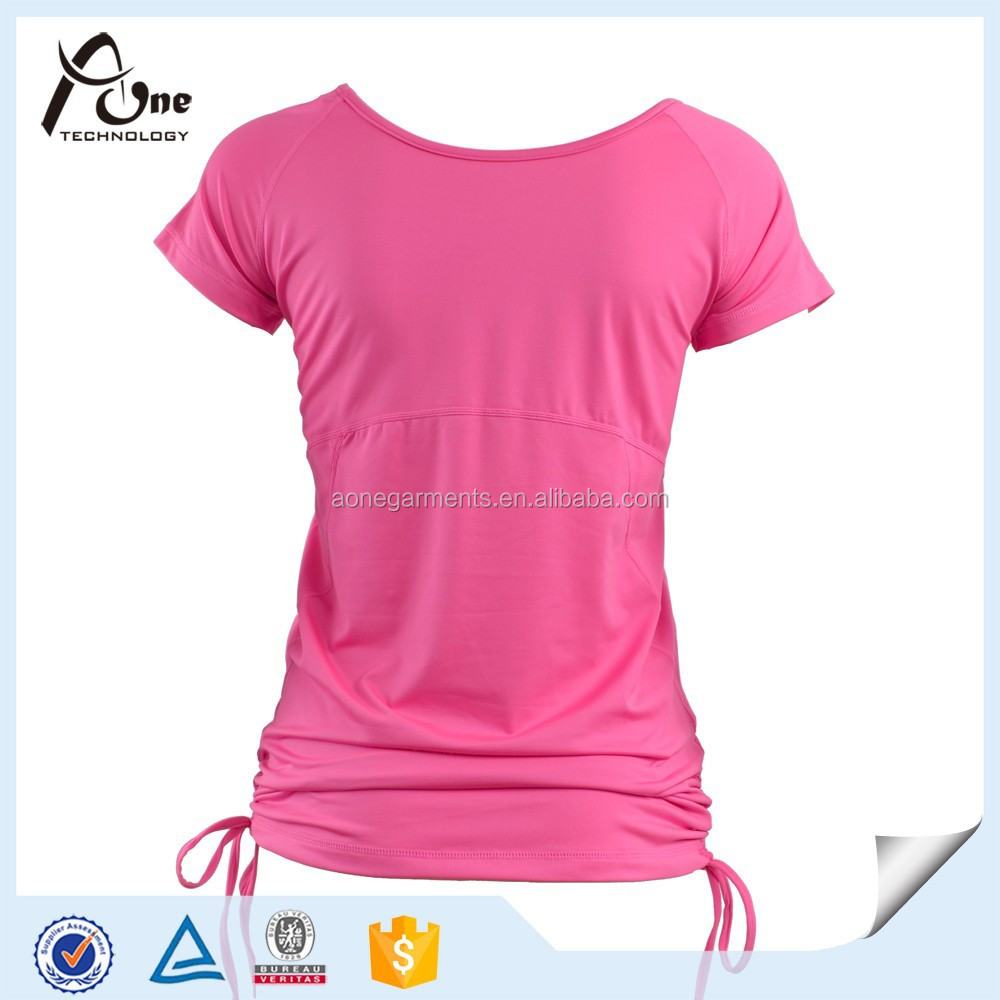 Neon Color Fashion Cotton T Shirt Custom T Shirts