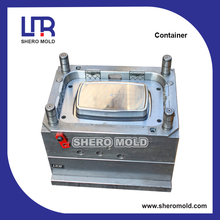 Polystyrene Food container box mould