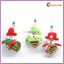 2014 Hanging traditional wholesale christmas table decoration ideas