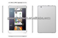 "Ultra-thin mini tablet pad 7.85""PAD Mini Android 4.2.2 Bluetooth HDMI 8GB HDD 1024*768 Capacitive Screen dual core tablet pc"