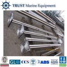 China factories marine boat propeller long shaft
