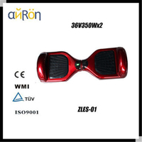 Fashion style io hawk auto-balancing electric balance scooter car 2 wheel electric scooter hoverboard