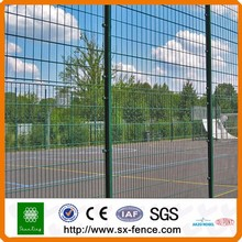 Anping Factory Cheap Powder Coated Welded metal perforated metal fence