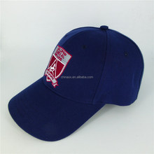 6 panel custom new fashion style baseball caps, legend baseball caps, authentic baseball hat hot sale