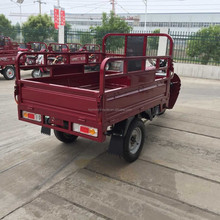 China widely used 3 wheel gas motor tricycle for sale