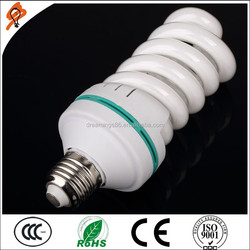high lumens good quality cfl lamp parts 40W spiral CFL energy saving light wtih CE,ROHS 40W cfl light bulbs