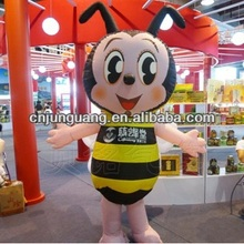 2015 custom inflatable moving cartoon for promotion