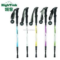 With SGS certification fiberglass walking stick,telescopic walking stick,alpenstock walking stick