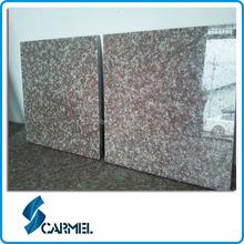 Chinese red natural granite block prices