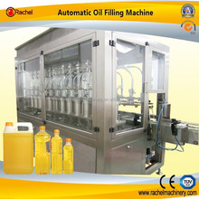 Automatic bottles cooking oil filling production line
