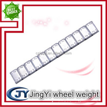 motorcycle and auto adhesive wheel balance weight