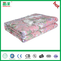 Temperature Controlled Electric Blanket