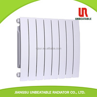 Quality-assured high efficiency aluminum radiator 4 sections
