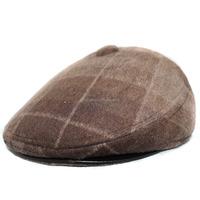 Country Gentleman Mens Wool Blend British Ivy Cap