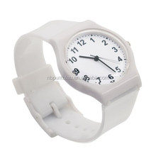 Fashional colorful plastic cheap watch for child gift