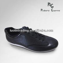 Perfect design Genuine Leather men shoe sports shoe