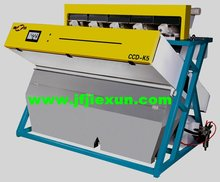 Jiexun automatic ccd color sorter for lotus seeds