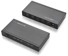 OEM supported HDMI Splitter 1 IN 4 OUT hdmi splitter to coaxial