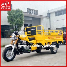 Guangzhou factory wholesale 3 wheel gas motor trike/ three wheel tricyclewith competitive price