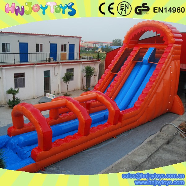 Inflatable Water Slide China: Wholesale China Wholesaler Giant Inflatable Water Slide
