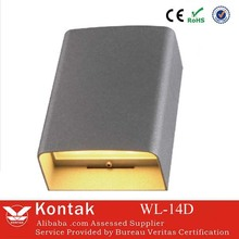 3W die-casting aluminum led wall lamp hotel headboard,outdoor led wall lamp