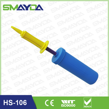 2015 China factory Hand Balloon pump used for latex balloons and foil balloons Event & Party Supp
