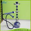 Big size acrylic hookah wholesale price cheap 2 hose shisha hookah
