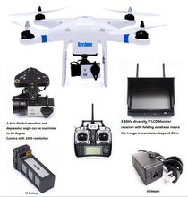 manufacturer professional with 1080p hd camera and gps rc diy drone