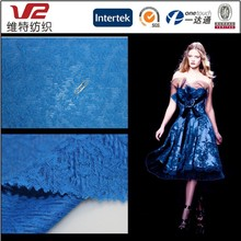 New Design Ladies' Fashion Fabric Knitting Stretch Jacquard Fabric