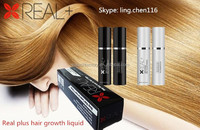 Global market hot trending hair growth products REAL PLUS hair growth spray
