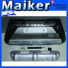 Car exterior accessories for Nissan auto parts ABS Plastic Front Bumper & Rear Bumper for Nissan X-Trail 2012+