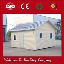 fast install new style green prefab house building for mining site
