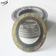asme inner and outer ring of spiral wound gasket